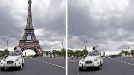 Che fine ha fatto la Torre Eiffel?