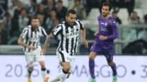 Le foto di Juve-Fiorentina