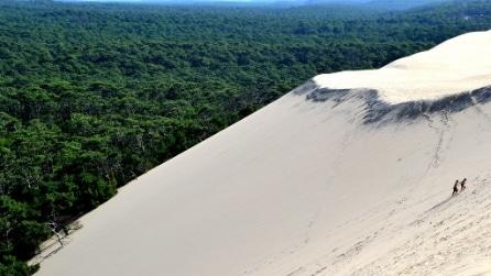 Il deserto in Francia: la duna di Pilat