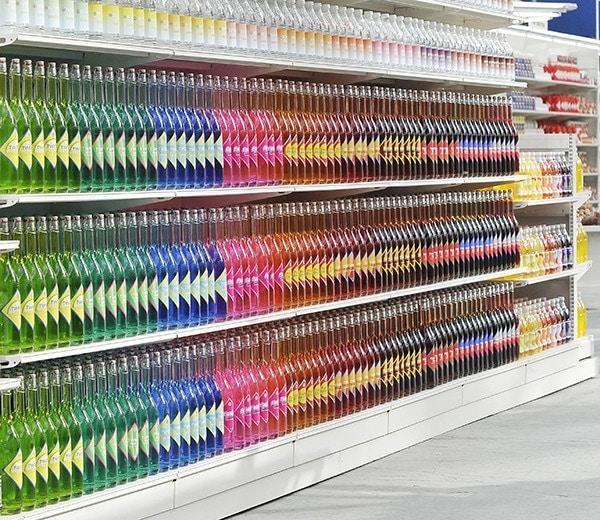 Una perfetta gradazione di colori