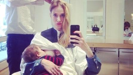 Da Eva Riccobono a Bianca Balti, l'allattamento è social