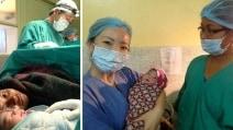 """Nepal, MSF: """"Il primo bambino nato dopo il terremoto"""""""