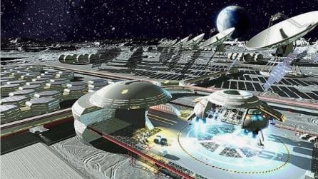 Una base sul lato oscuro della Luna? Ecco come sarebbe