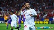Europa League, le immagini di Siviglia-Fiorentina