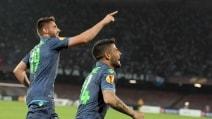 Le immagini di Napoli-Dnipro, Europa League 2015