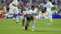 Liga, Real Madrid-Valencia 2-2