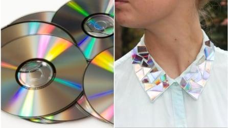 """Come far """"rinascere"""" vecchi CD: le incredibili creazioni"""