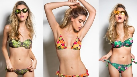 I costumi Tezenis per l'estate 2015