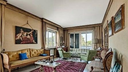 La villa di Fellini in vendita