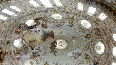 Cuneo: ecco la cupola ellittica più grande del mondo, per la prima volta visitabile