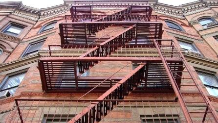 New York non sarà più la stessa: niente più scale antincendio sulle facciate dei palazzi