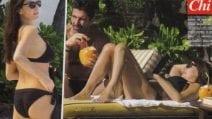 Le foto di Ilaria D'Amico e Gigi Buffon