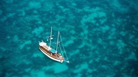 Le emozioni di una viaggio in barca a vela