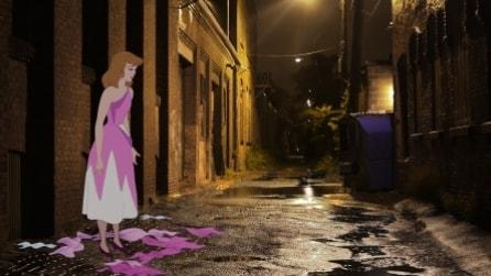 Il finale infelice delle favole della Disney