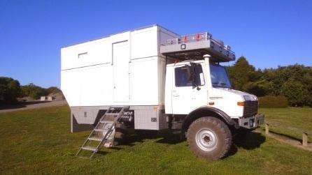"""Sembra un semplice camion ma all'interno ha una """"sorpresa"""""""