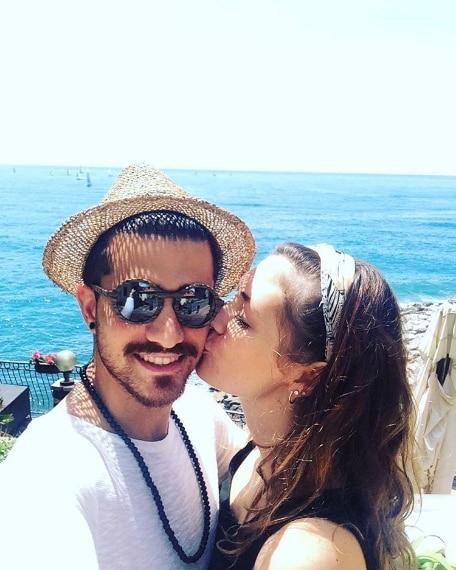 """L'ex corteggiatrice di """"Uomini e Donne"""" è fidanzata con il venticinquenne, rappresentante di abbigliamento, Alessio Ballani."""
