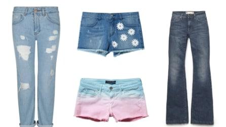 Il jeans adatto per ogni forma del corpo