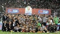 Juve-Lazio, le immagini della finale di Coppa Italia