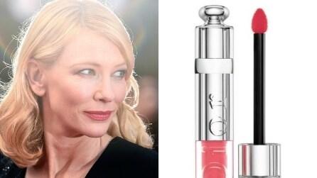Copia il look delle star a Cannes: 15 rossetti da provare