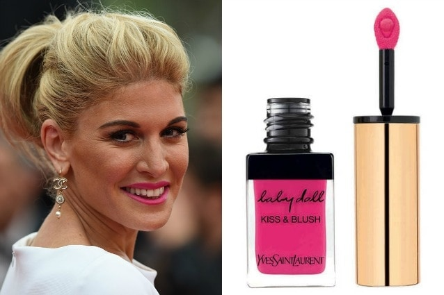 Copia il look con Baby Doll di Yves Saint Laurent, il colore è Fuchsia Désinvolte