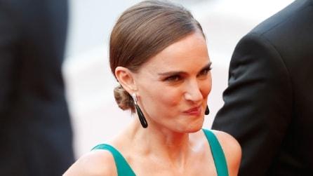 Le smorfie di Cannes: le facce più buffe delle star
