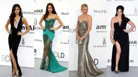 amfAR Gala Cannes 2015: diamo i voti ai look delle star