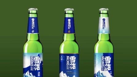 Le dieci birre più vendute al mondo. Domina la Cina