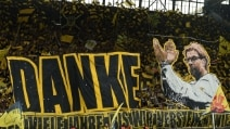 Bundesliga, 34a giornata: Borussia Dortmund-Werder Brema 3-2