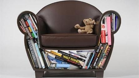 Le migliori idee per risparmiare spazio in casa