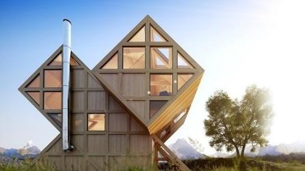 Valley House: una casa di montagna davvero speciale