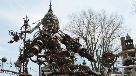 5 bizzarri parchi a tema interamente costruiti a mano