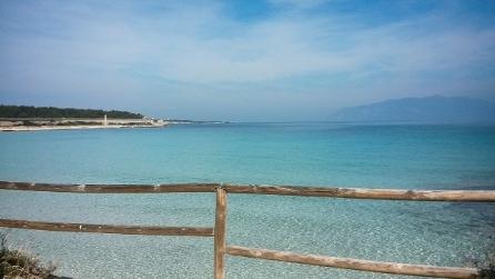 Foto da Pianosa, l'isola al largo dell'Elba