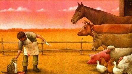 Satira per immagini: l'arte di Pawel Kuczynski
