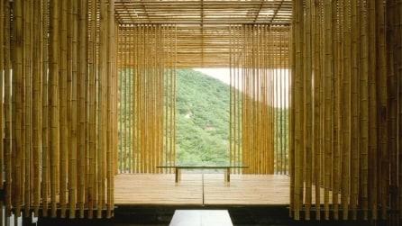Costruire col bambù: ecco le costruzioni più eco sostenibili al mondo