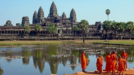 La top 25 dei luoghi famosi secondo Tripadvisor