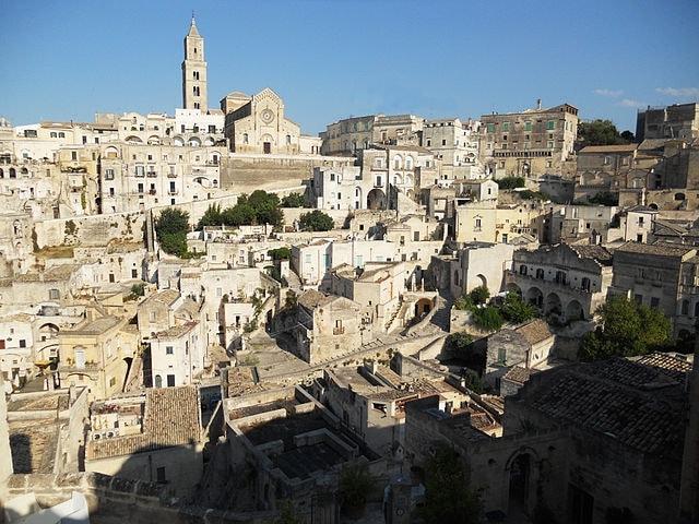 http://it.wikipedia.org/wiki/Sassi_di_Matera#/media/File:%22_12_-_ITALY_-_Sassi_di_Matera_UNESCO.JPG
