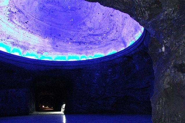 La prima meraviglia della Colombia è proprio un luogo sotterraneo: si tratta della cattedrale di Sale ospitato all'interno delle miniere di sale di Zipaquirá, nella Sabana de Bogotá.