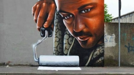 Italia: arriva la street art interattiva