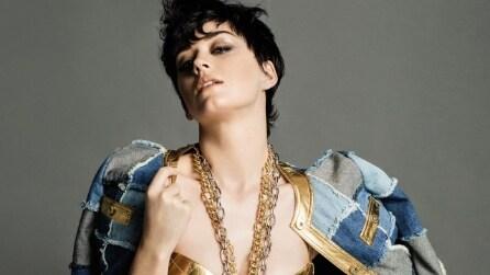 Katy Perry nuova musa di Moschino