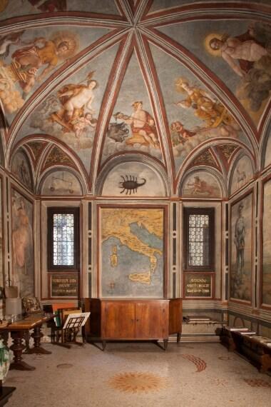 Sala dello Zodiaco - Foto Filippo Romano
