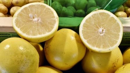 La frutta brucia grassi