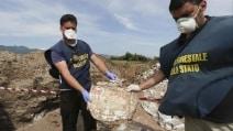 Calvi Risorta, la discarica abusiva più grande d'Europa
