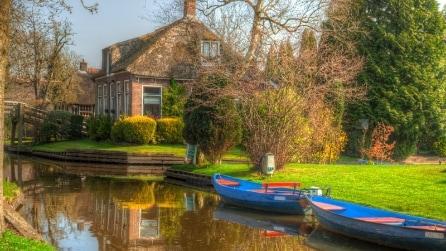 La Venezia del nord: Giethoorn