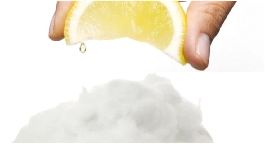 In caso di sudorazione eccessiva alle mani e ai piedi, basterà strofinare sulle rispettive piante un batuffolo di cotone intriso di succo di limone.