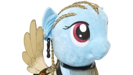 I My Little Pony diventano delle opere d'arte