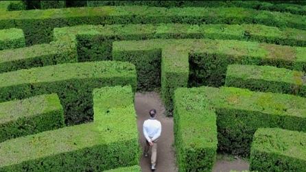 I 10 labirinti più belli d'Italia