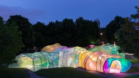 Londra: inaugura il Padiglione della Serpentine Gallery 2015