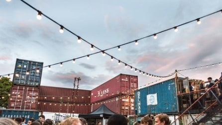 Benvenuti a Pop Brixton: una mini-città fatta di container