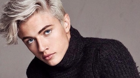 Lucky Blue Smith: il modello da un milione di followers su Instagram