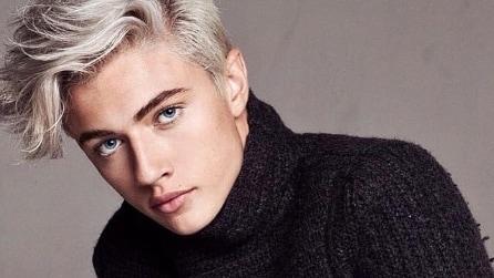 Lucky Blue Smith: il modello da un milione di followers su Instagram